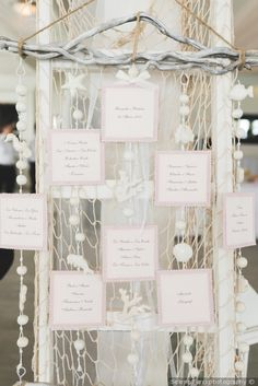 Tableau de mariage a tema mare #matrimonio #nozze #sposi #sposa #tableau #tableaudemariage #wedding #weddingideas #rustichic #bohochic #decorazionimatrimonio #allestimentinuziali Table Seating Chart, Seating Chart Wedding, Tableau Marriage, Nautical Wedding Favors, Rustic Wedding Photos, When I Get Married, Princess Wedding, Marry Me, Luxury Wedding