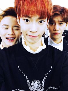 NCT // Chenle, Doyoung, & Taeil