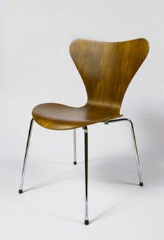Arne Jacobsen Chair #FritzHansen #Modern