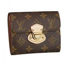 Louis Vuitton Geldb?rse M60211 Joey Louis Vuitton Damen Portemonnaie