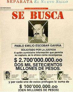 Pablo Escobar el héroe Colombiano ~ .