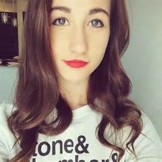 Meg Deangelis. Awesome youtuber and pretty. She also played in Royal Crush, check it out! Here's the link for the first episode: https://www.youtube.com/watch?v=P34aII4licU