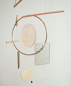 melodic suspensions wind chime by ladies & gentlemen studio
