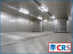 Mega 60 - 60 Pallet Extra Wide Refrigerated Container