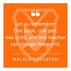 Manchester University Malala Yousafzai, We Remember, Change The World, Monday Motivation, Manchester, University, Teacher, Faith, Let It Be