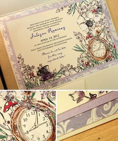 pretty #invitatie