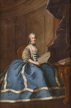 MADAME SOPHIE-PHILIPPINE DE FRANCE   by the lost gallery