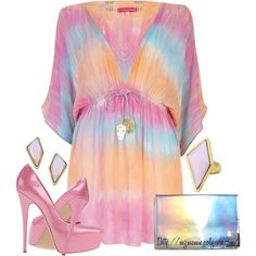 """Untitled #579"" by mzmamie on Polyvore"