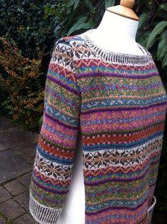 Ravelry evieandlily s S a g e Fair Isle Knitting Patterns, Knitting Machine Patterns, Knitting Charts, Knitting Designs, Knit Patterns, Free Knitting, Sock Knitting, Knitting Tutorials, Stitch Patterns