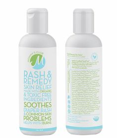 Something Toxic-Free, #natural, #organic & great for #eczema