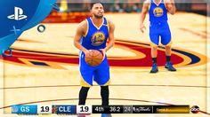 NBA 2K18 Ps4 çıkış tarihinden önce ilk görüntüler NBA 2K18 çıkış tarihi 9 Eylül 2017. Ücret olarak 59 Euro talep edilen oyunun ilk görüntüleri ve 2K serisinin oynanış videosunu bu içerikte bulabilirsiniz  NBA2k18 oyunun ön siparişi için tıklayınız.  Daha fazla bilgi içerikli videolar   #2k #2k serisi #nba #nba 2k18 #nba oyunu #nba2k18