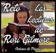 Océanos de Páginas: Reto Las lecturas de Rory Gilmore (con los libros ...