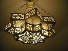 E Kenoz - Moroccan Lighting Hanging Chandelier, $199.00 (http://www.ekenoz.com/moroccan-lighting/moroccan-chandeliers/moroccan-lighting-hanging-chandelier/)