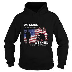 Stand for the Flag, Kneel for the Fallen Military Veterans. Support Our Troops United States of America U.S. Military Patriotic Quotes, Sayings,T-Shirts, Hoodies, Tees, Hats, Coffee Cup Mugs, Gifts. #HatsForWomenFunny