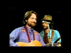 Willie Nelson sings a song that he and Waylon Jennings wrote and made famous.