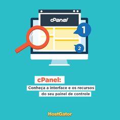 Você conhece todas as funções e recursos do #cPanel? Confira algumas dicas neste post.