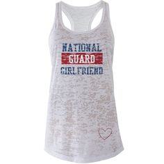 Are you a national guard girlfriend? Customize a cute and unique design to show your support. Add your soldiers name to personalize your design.
