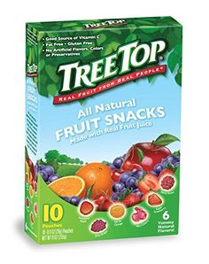 Tree Top Fruit Snacks 09 Ounce Bag Pack of 10 *** Continue to the product at the image link.