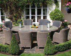 Exquisite Rattan Garden Furniture Uk