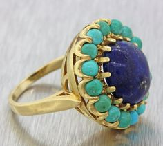 Turquoise & Lapis Lazuli. Ring Size. Ring Weight. Collectors Coins & Jewelry has been family owned and operated on Long Island, NY since 1946. Check out our large selection of aggressively priced jewelry, watches and coins. | eBay!