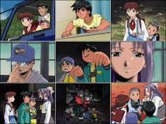 ghost stories anime dub - Google Search