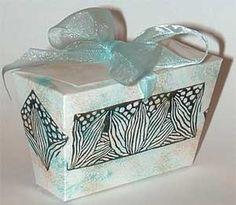 DIY: Caixas Para Lembrancinhas