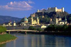 Salzburg, city of Mozart, Sound of Music, beautiful countryside.....