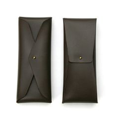 MochiThings.com: Leather Pen Case v1