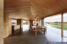 Inverloch sand dune house contemporary lounge