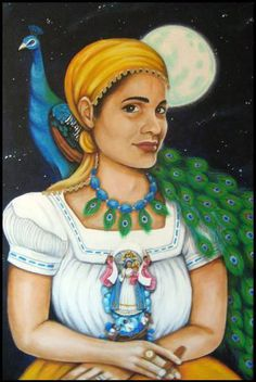 """La Hija de Ochum"" by Reynaldo Rodriguez."