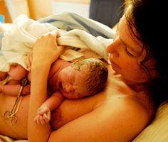 Dar a luz facilmente, traer a mi hijo con gran amor al mundo