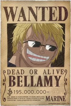 Bellamy Wanted