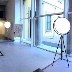FLOS Superloon LED-Stehleuchte mit Dimmer | Empor.de