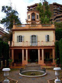Palacete y Jardines de Monforte, València - Revista CheCheChe