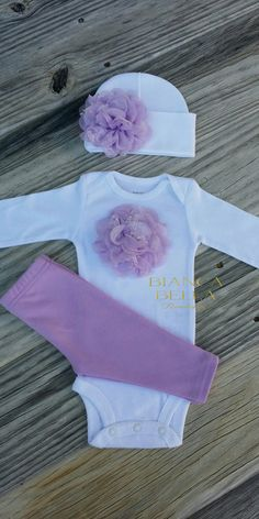 Newborn Take Home Outfit Baby Girl Outfit Newborn Outfit Coming Home Outfit Going Home Outfit Baby Girl Photo Outfit Hospital Outfit by BiancaBellaBoutique on Etsy