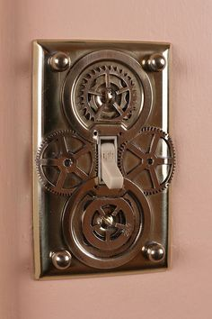 Inspirational Steampunk Home Decor Light Switch Plates Picture ...