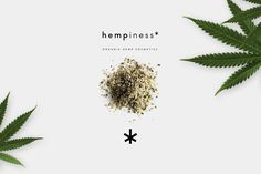 Logo Design, Identity and Packaging Design for Hempiness*.Hempiness is a range of cosmetics made with organic hemp oil and other natural ingredients. The products consist of creams and soap, with different fragrances.