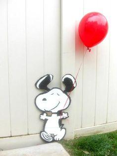 Reyna G's Birthday / Snoopy Peanuts - Photo Gallery at Catch My Party Snoopy Birthday, Snoopy Party, Boy Birthday, Snoopy Cake, Birthday Ideas, Baby Snoopy, Snoopy Christmas, Baby Shower, 3rd Birthday Parties
