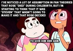 Steven Universe theory - This is one of the saddest theories ever... Shut up, you're crying