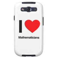 i love mathematicians galaxy s3 case http://www.zazzle.com/i_love_mathematicians_galaxy_s3_case-179879681318300706?utm_content=bufferb5ce0&utm_medium=social&utm_source=pinterest.com&utm_campaign=buffer #ilovemathmeticians #math