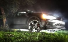 Picked up a 2017 GLI and had some fun attempting a badass picture. How did I do? #Volkswagen #VW #golf #cartweet #PKW #cars #Passat #beetle #polo #car