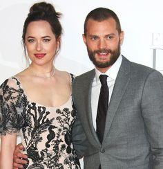 The Stir-Jamie Dornan & Dakota Johnson Share an Awkward Moment at the Oscars