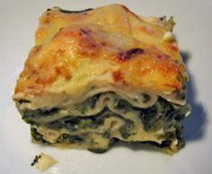 Rezept Spinat-Lasagne Low Carb von Ricky66 - Rezept der Kategorie Hauptgerichte mit Gemüse