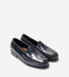 Cole Haan Pinch Grand Penny Loafer in Blazer Blue