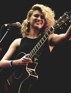 American singer, Tori Kelly...