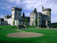 Dromoland Castle in Ennis, County Clare, Ireland
