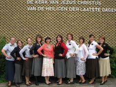 Sister Missionary - Prep Santa Rosa California, Mission Possible, Sister Missionaries, California Missions, Latter Day Saints, Lds, Prepping, Sisters, Bridesmaid Dresses