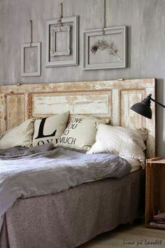 Headboard   Recycle  Diy