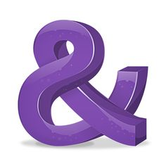 Ampersand.  Did you know it used to be the 27th letter of the alphabet?  True story.