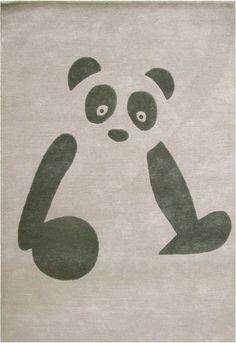 Children's Rug Panda